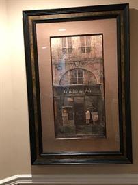Irish door print