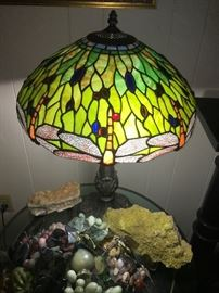 Gorgeous Tiffany Style Lamp