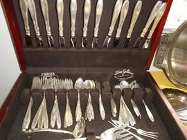 Beautiful Gorham  sterling silver.  ( stored off site)