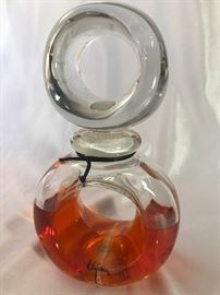 """Bijan Factice, 10.5"""" Store Display Bottle  https://ctbids.com/#!/description/share/37933"""