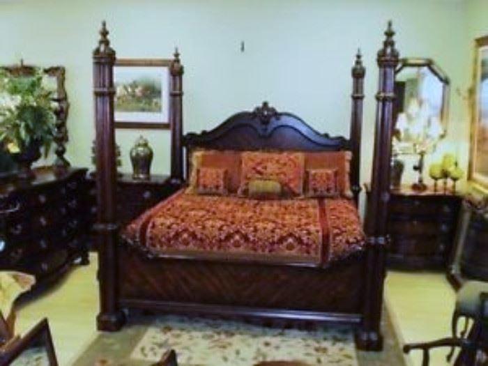 bernhardt grand savannah bedroom furniture starts on 9/13/2018