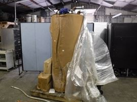 Brand New Grease Filter Caddy and Holding Tank ver ...