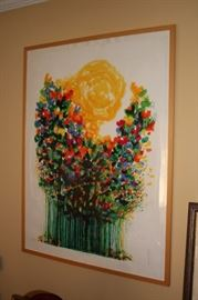 Enormous Selection of Oil's, Watercolors, Lithographs, Posters and Prints
