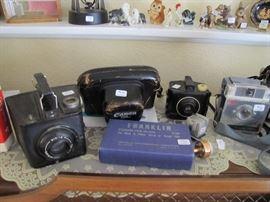 More vintage camera's