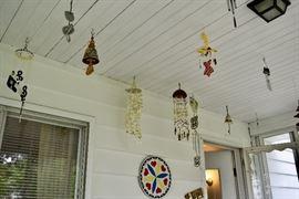 souvenir wind chimes