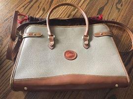 Leather Dooney & Bourke - Like new