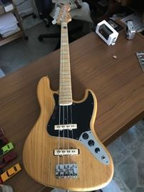 Fender Jazz Bass Guitar