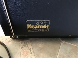 Kramer Guitar Case