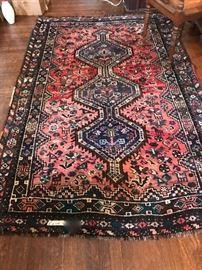 "5'x7'9"" Oriental rug"