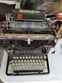 Remington Typewriter Antique