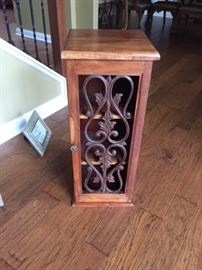 Decorative Cabinet Unit.