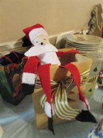 Ho! Ho! Ho! It's beginning to look a lot like Christmas around here!