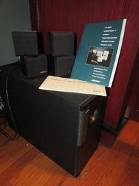 Bose Acoustimas - 5, Series II, Direct/reflecting Speaker system