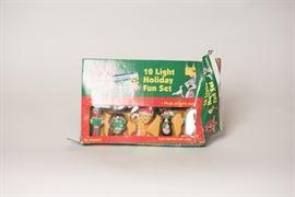 Warner Bros. Holiday Light Set