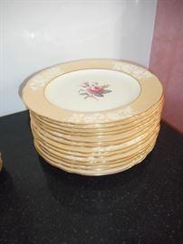 12 - Spode Copeland Dinner Plates