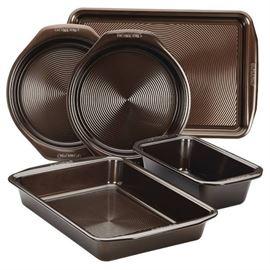 Circulon Nonstick Bakeware 5Piece Bakeware Set,