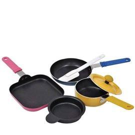 Ecolution Kitchen Extras Mini Cookware, 6Piece Se ...