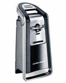 Hamilton Beach 76607 Smooth Touch Can Opener, Blac ...