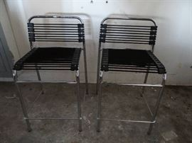 2 Euro Style Bungie Chairs