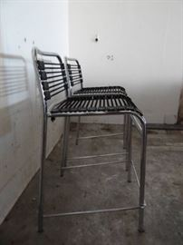 (2) Euro Style Bungie Chairs1
