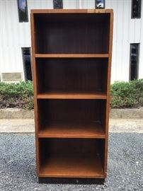 Wood Bookcase     https://ctbids.com/#!/description/share/38022