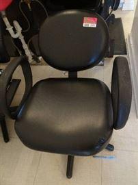 Black Salon Chair for Shampooing Hair56