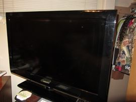 Flat Screen Samsung Tv