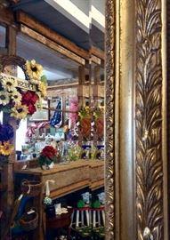 Numerous pretty mirrors