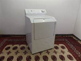 WORKING Atlantis Inteledry Maytag Gas Dryer