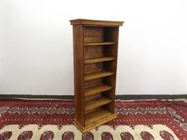 VERY COOL Small Antique Wood Bookshelf