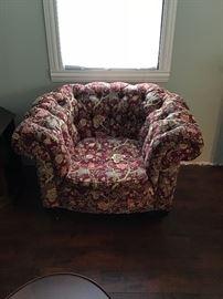 Matching Overstuffed Chair