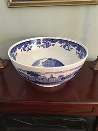 1936 Wedgwood Harvard Bowl