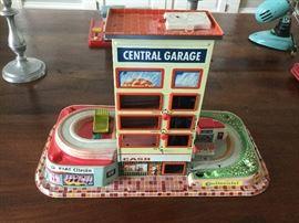 Other side of Central garage