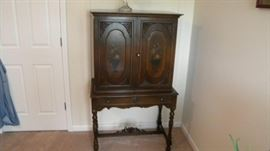 """""""This secretary desk is absolutely stunning in person, pictures do no do this piece justice."""