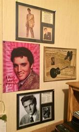 Elvis Wall Decor
