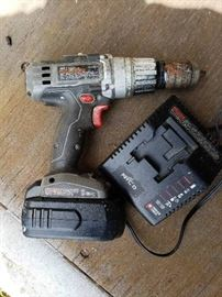 Drill with Charger