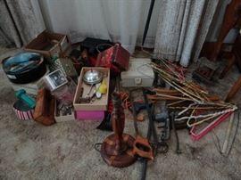 Big lot of misc items.