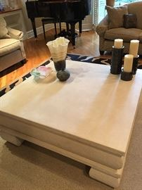 Designer Coffee Table Stone Gorgeous!