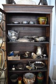 open china cabinet
