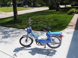 Motobecan moped