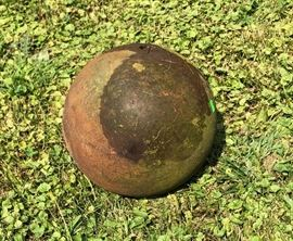Civil War Cannonball (2 available)