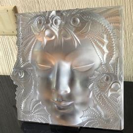 Lalique face