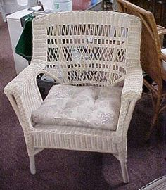WICKER CHAIR-5