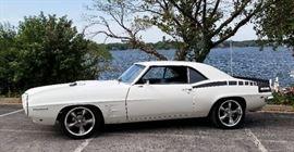 1969 Pontiac Firebird ProTouring RestomodSee Vid ...