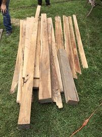 Rough Hewn Various Wood