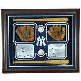 Sports Memorabilia Collection