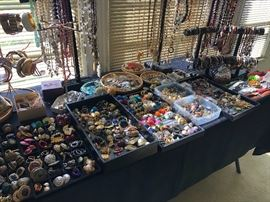 Costume Jewelry - extensive collection