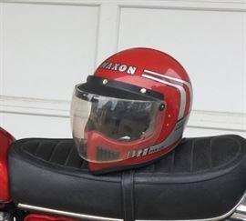 Maxon Motorcycle Helmet