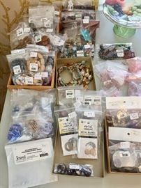 Beads, beads and more beads.