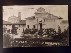 This is the gorgeus villa from where this amazing estate was brought in The United States .